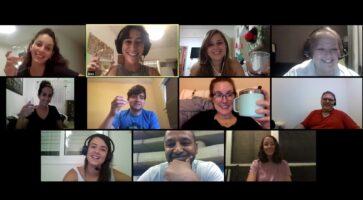 Online Language Exchange Event – Theme: News